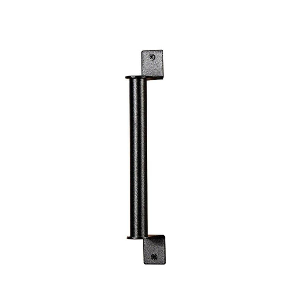 Manija de tirador de puerta de ventana de acero al carbono multifunción para puerta corredera de armario de Granero puerta de garaje armario moderno sencillo cajón de casa