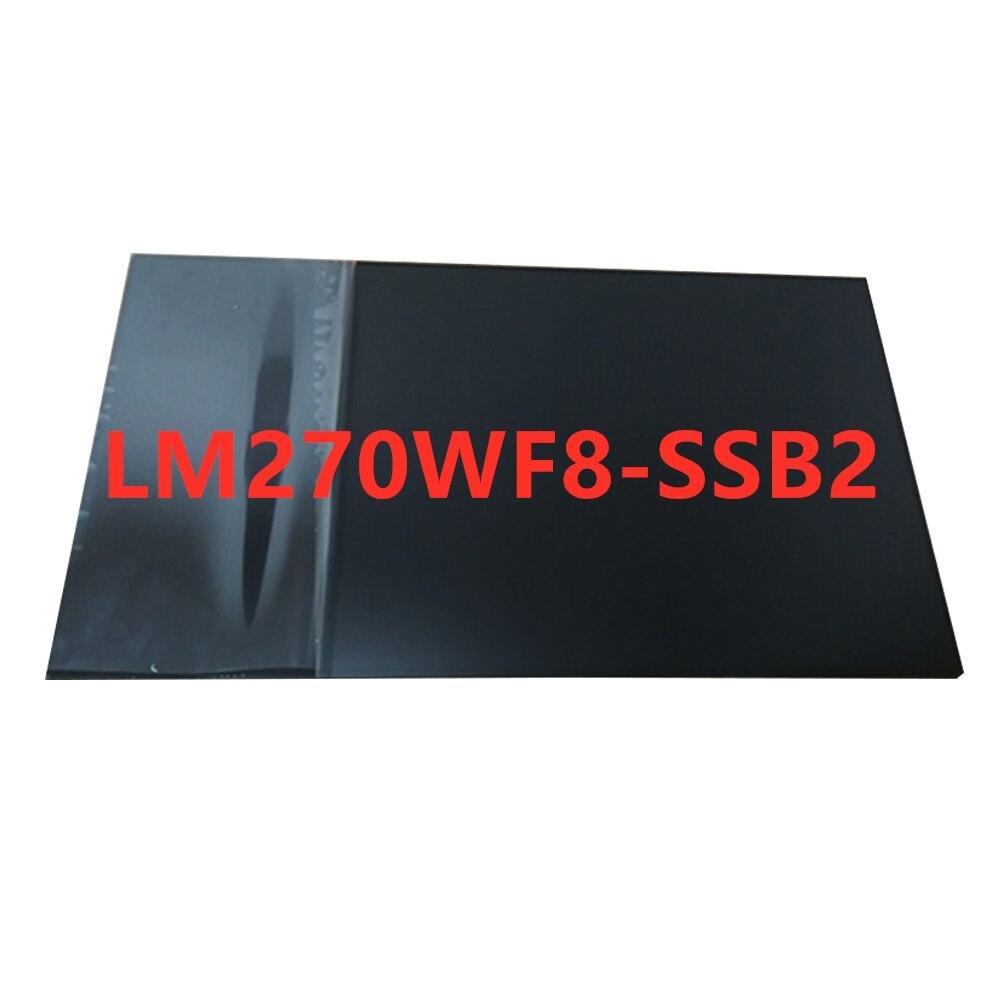 الجملة LM270WF8-SSB2 LM270WF8(SS)(B2) قطعة واحدة LCD شاشة IPS استبدال لوحة ل سطح المكتب AIO رصد