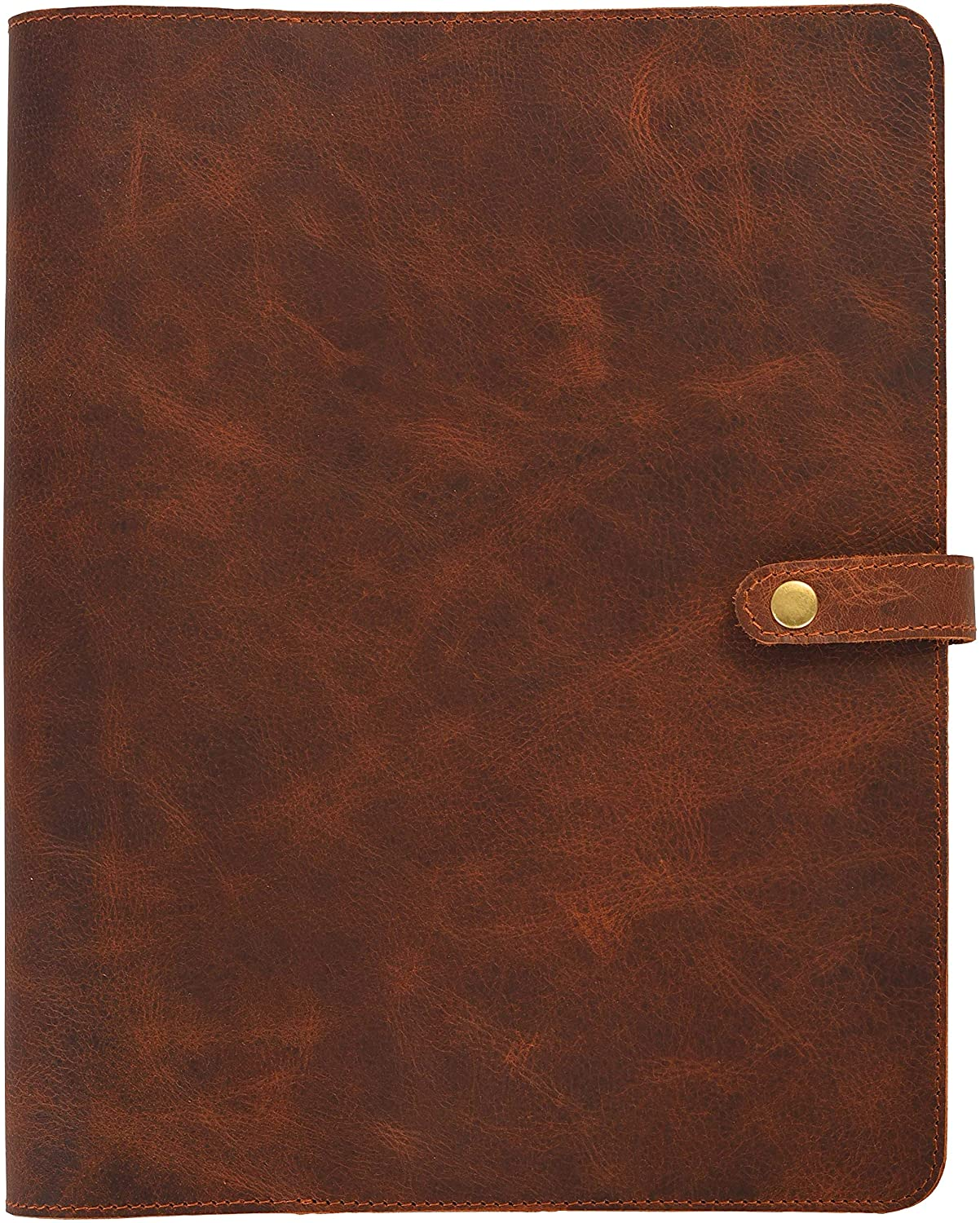 Genuine Leather Notebook Cover  Leather Journal Cover 2021 Agenda Planner Cover  Planner Organizer Wallet