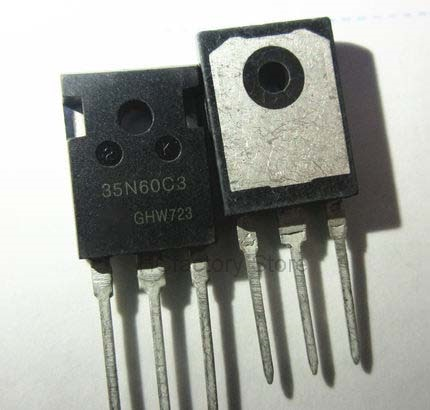 Фото - NEW Original 5pcs SPW35N60C3 TO-247 35N60C3 TO247 35N60 600V 35A SPW35N60 TO-3P Wholesale one-stop distribution list mbr40200pt to 247