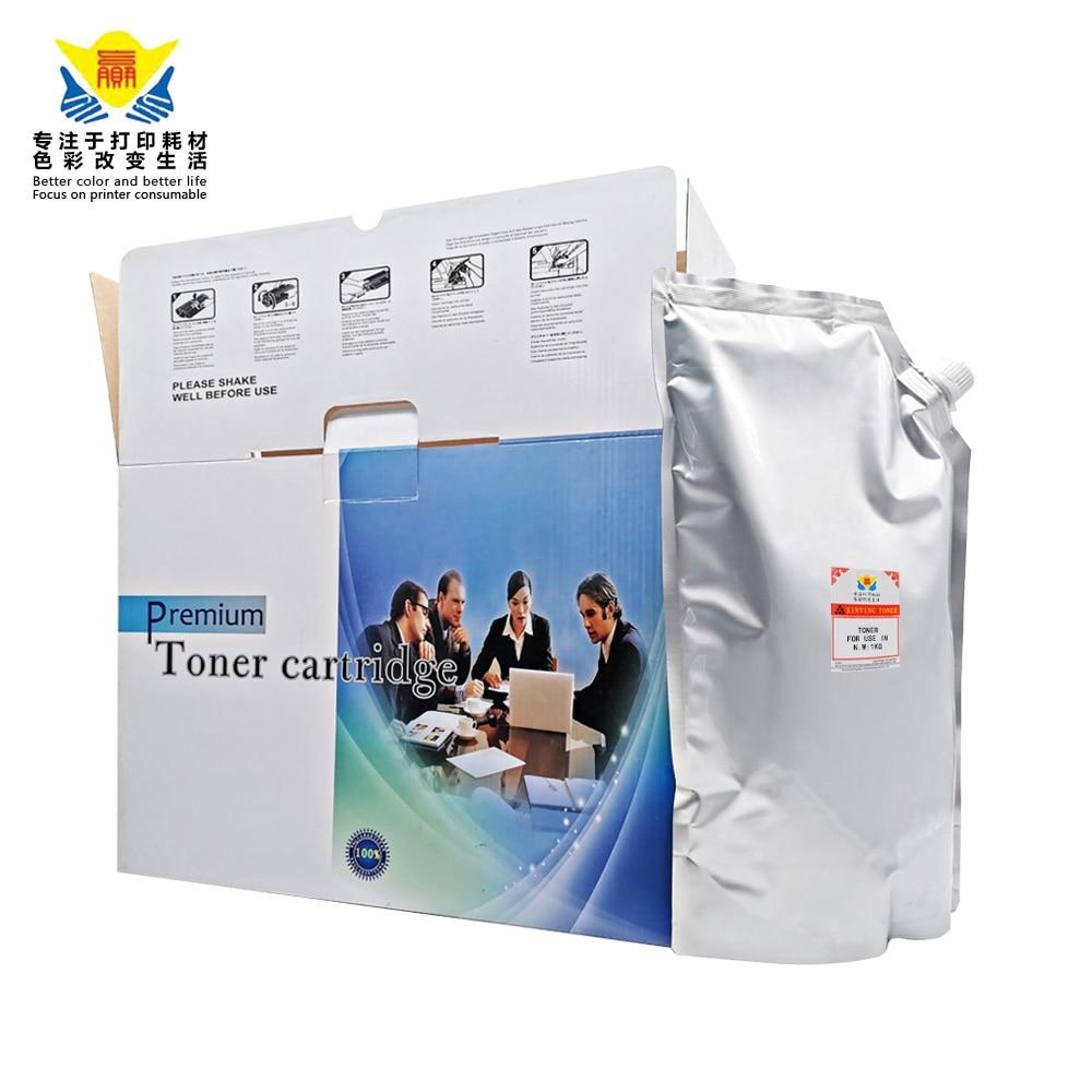 (4 unids/lote) Suministro de fábrica pigmento en polvo de tóner de fotocopiadora de Color a granel utilizado para impresoras LaserJet oki C910 930