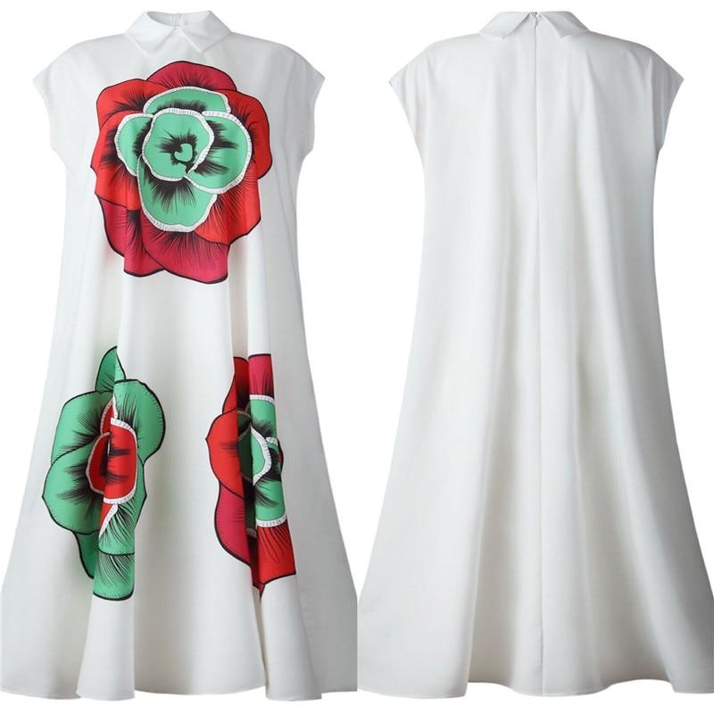Vestidos africanos para mujeres 2020 nueva ropa Africana Dashiki estampado blanco Ankara vestidos Bazin tradicional túnica África vestido largo