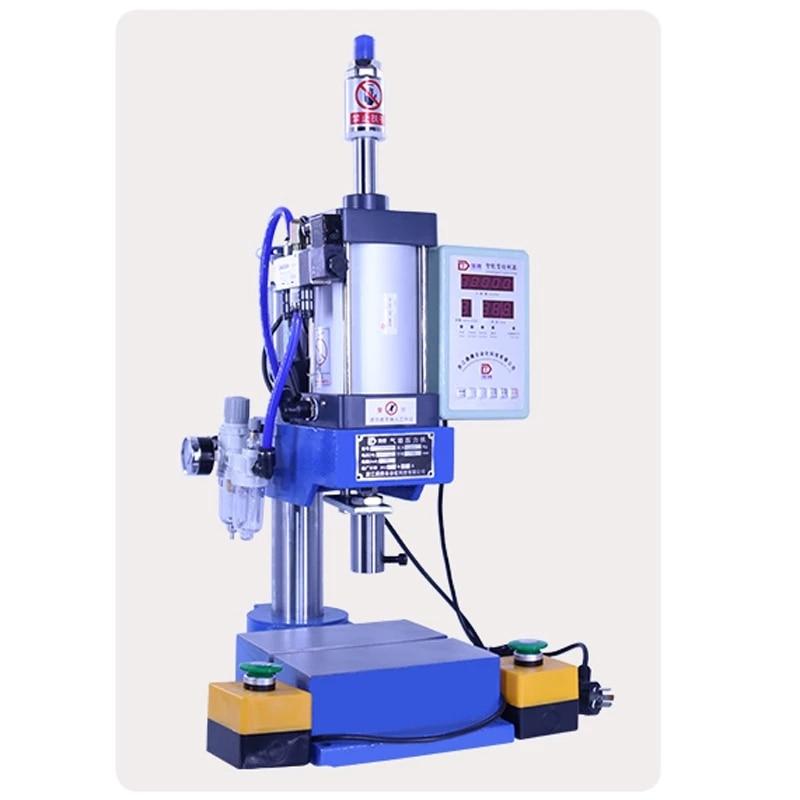 آلة كبس بالهواء المضغوط 200 كجم عمود واحد 63 نوع جهاز تمرين عضلة الصدر الطحال الغاز الصغيرة عالية الدقة آلة التثبيت