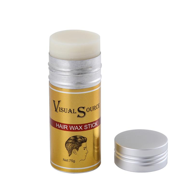 1pc Efficient shaping Hair Beauty Hair Solid Wax Styling Dry Non-stick Unisex Broken hair wax stick