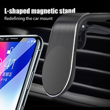 BSLIUFANG Magnetic Car Phone Holder Air Vent Clip Magnet GPS Mount Holders Mobile Phone Accessories