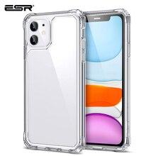 ESR étui transparent pour iPhone 11 Pro Max 11 Pro SE 2020 8 7 coin darmure dair housse de protection antichoc pour étui iPhone 11