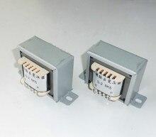 S2 5.5k transformateur de sortie à une extrémité 6p 1/6v 6/6p14 /EL84 5K5 tube à vide 5W pour vache 6P6