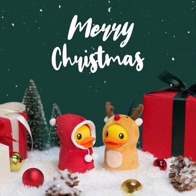 Aquecedor de Mão Almofada de Aquecimento Presentes de Natal e Ano Bonito Pouco Amarelo Pato Aquecedor Power Bank 8000 Mah Silicone Mini Desenhos Animados Novo