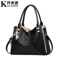 100% Genuine leather Women handbags 2020 New Sweet Lady Fashion Embossed Women's Bag Crossbody Shoulder Tote Messenger bag