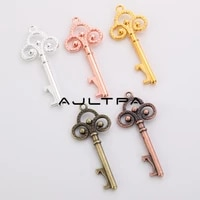 2000pcs portable key bottle opener rose gold silver retro metal keychain hanging ring beer opener home bar tool unique creative