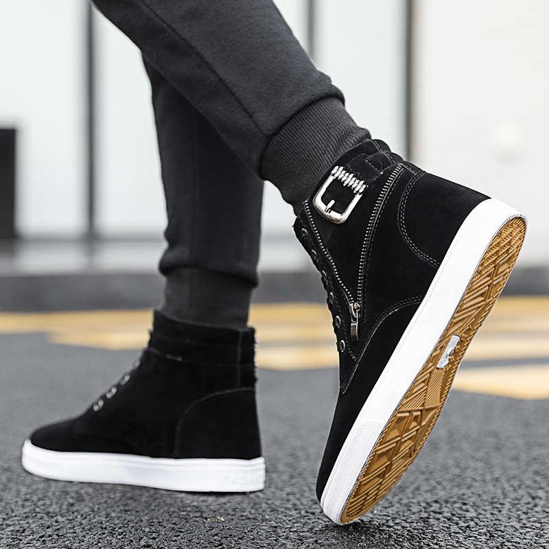Men's Summer Shoes 2021 Comfort Luxury Shoes Shoo Men's High Top Sneakers Calcados Sneakers Man Replicas Original Tennis Autumn