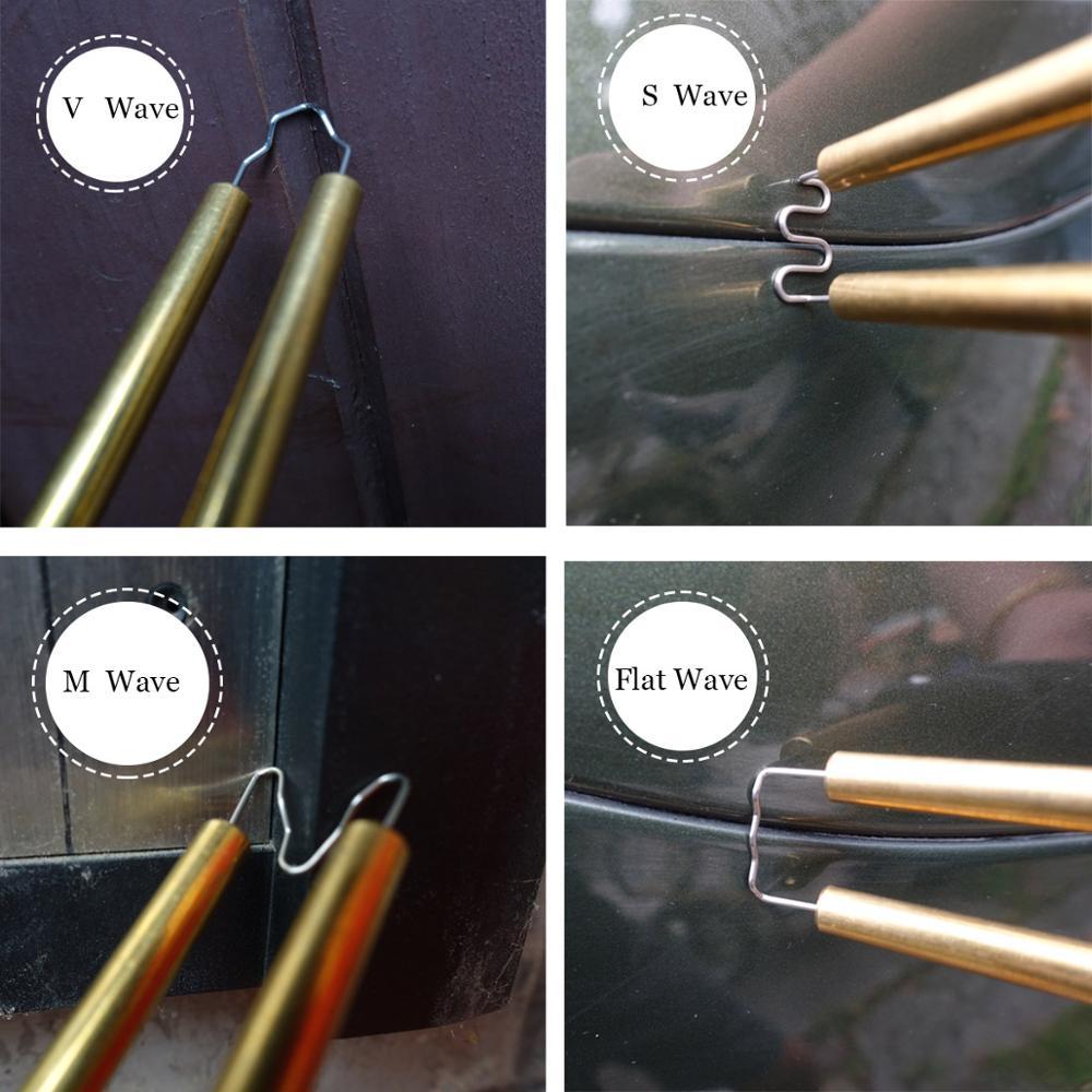 Käepärased plastist keevitaja garaažitööriistad kuumklammerdajad - Keevitusseadmed - Foto 6