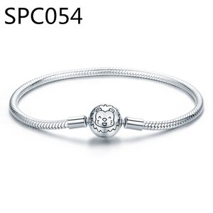 (With Box) SPC3 alloy Link Chain Bracelets Fine Jewelry Trendy CZ Cubic Zirconia Women Girls DZ