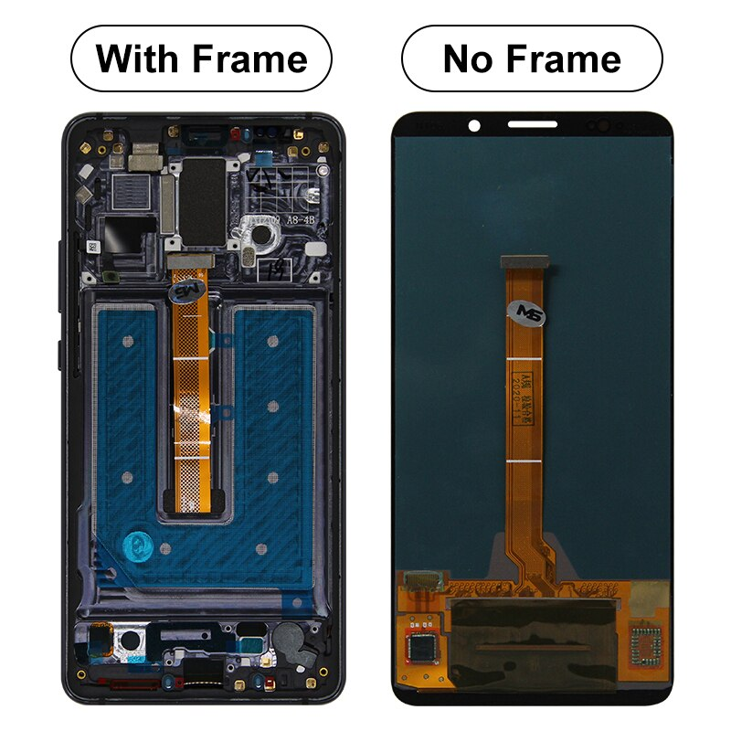 """6.0"""" For Huawei Mate 10 Pro LCD Display Touch Screen Digitizer Replacement Parts With Frame For Huawei Mate 10 Pro Display enlarge"""
