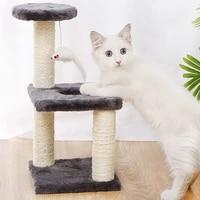 small cat tree house cat scratchers climbing frame cat scratching post cat tree house cat furniture