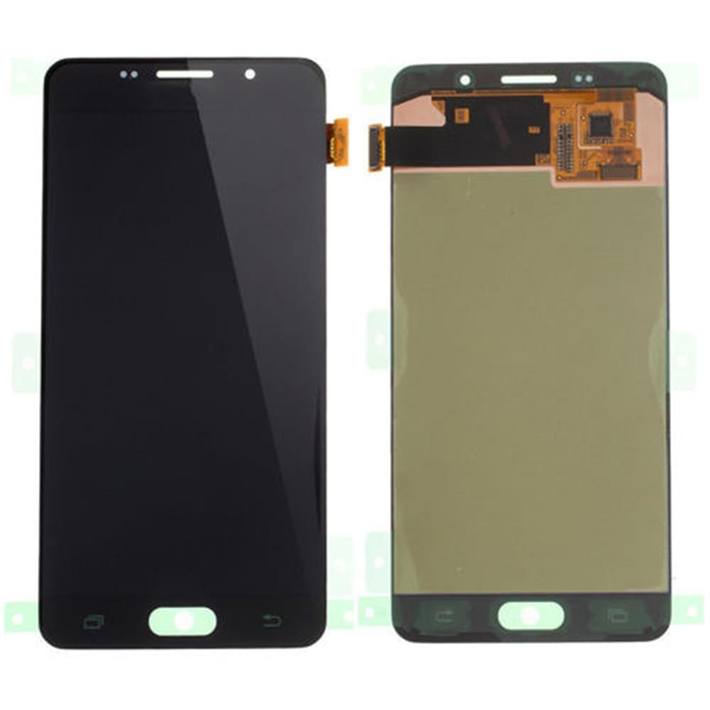 OLED LCD Para Samsung Galaxy J5 2016 SM-J510F J510FN J510M J510Y J510G J510 Display LCD Touch Screen Digitador Assembléia + ferramentas