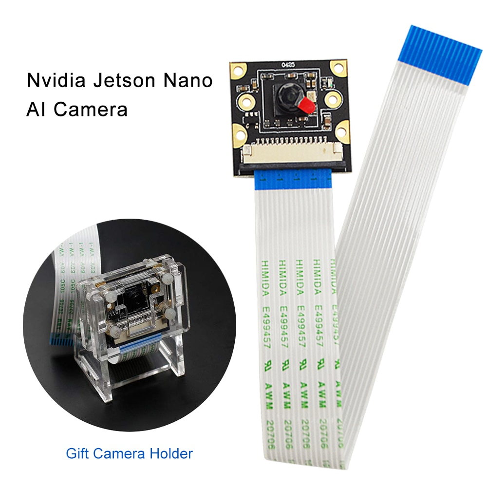 Nvidia Jetson Nano AI Camera for NVIDIA Jetson Nano HD 800M CSI Interface
