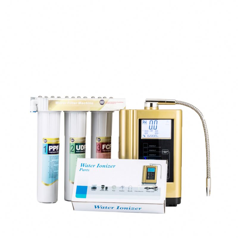 Fast Delivery Antioxidant Alkaline Water Ionizer Korea Ce Alkaline Water Ionizer enlarge