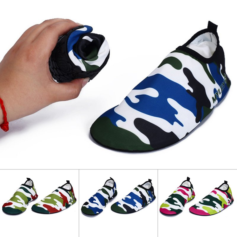 Water Sports running Socks Sailing Shoes Beach Yoga Pool army light flats Drop Shipping NEW