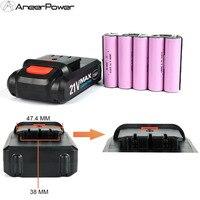 Различные батареи для шуруповертов