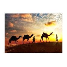 1 juego/150 piezas rompecabezas seda camino camellos pinturas decorativas tiempo libre adultos niños regalo educativo rompecabezas juguete 67