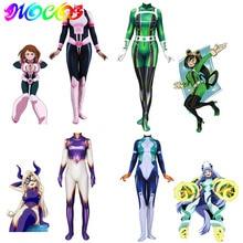 DIOCOS – Costume de Cosplay Boku no My Hero Academia pour femmes, combinaison Zentai