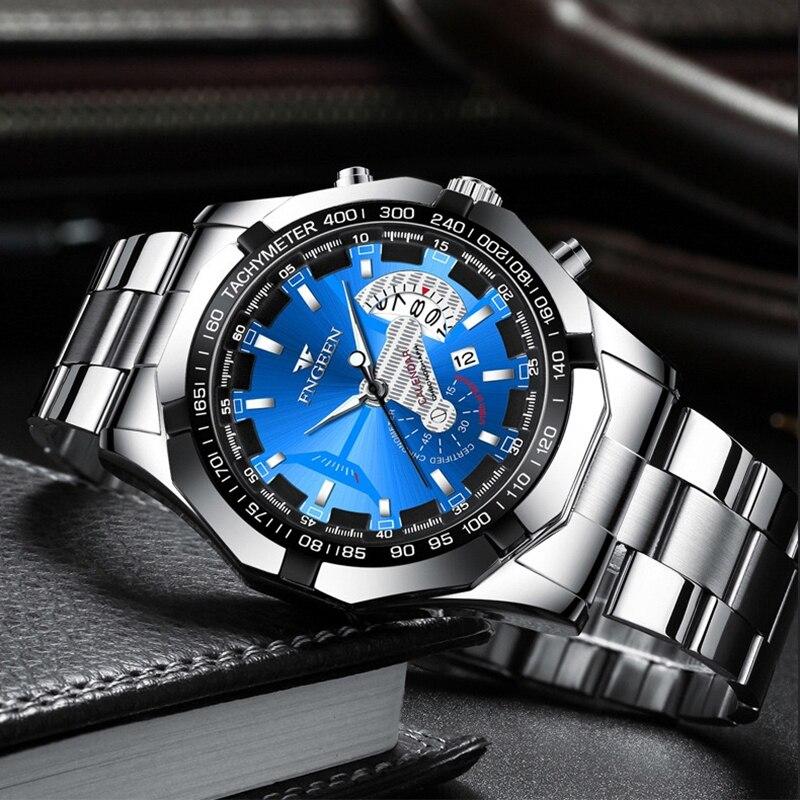 AliExpress - Relogio Masculino New Fashion Watch Men Top Brand Sport Watches Mens Waterproof Quartz Clock Man Casual Military WristWatch