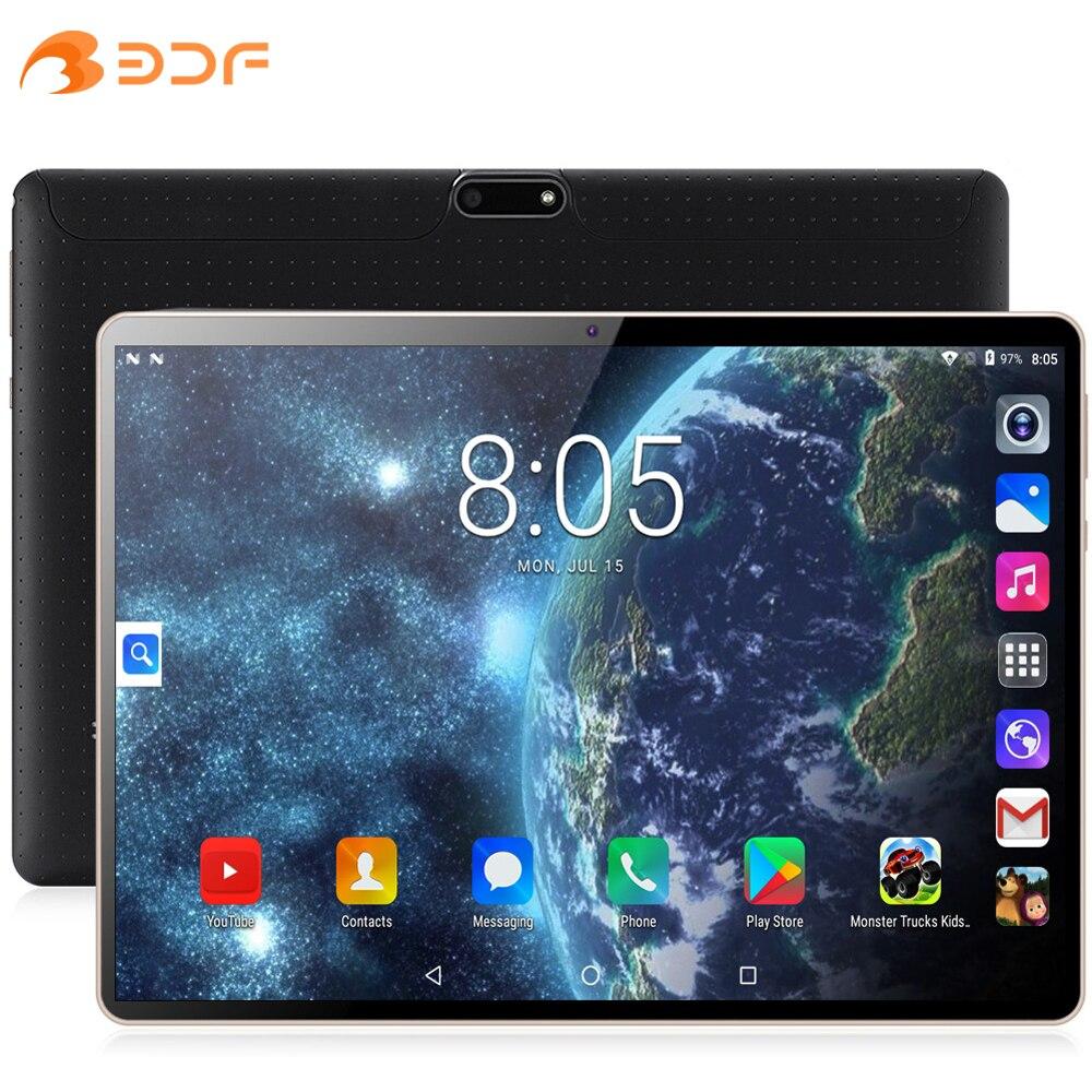 Планшет с сертификацией Google, 10,1 дюйма, Android 9,0, две SIM-карты, 3G, телефонные звонки, GPS, Wi-Fi, 2 Гб RAM, 32 ГБ ROM