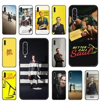 better call saul phone case for samsung galaxy s note 7 8 9 10 20 fe edge a 6 10 20 30 50 51 70 lite plus cover shell funda capa