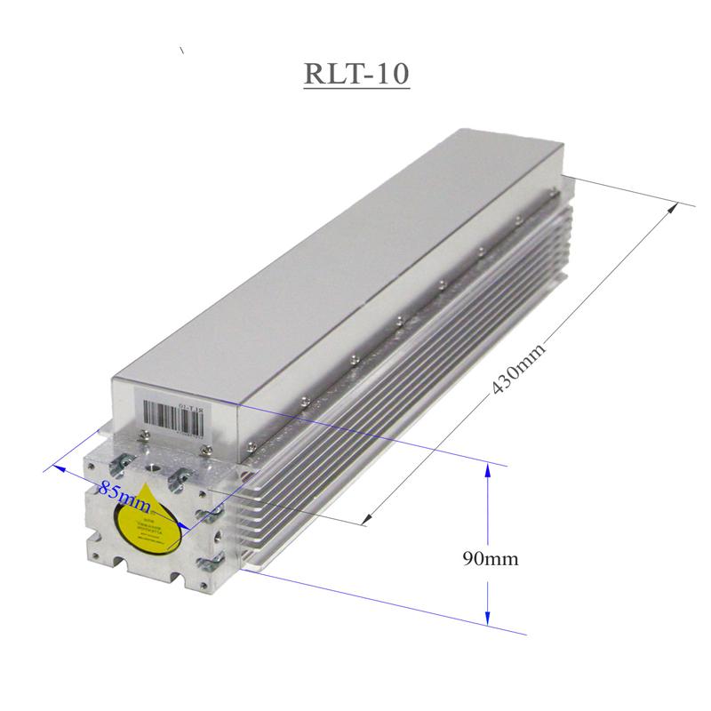 Metal Laser Tube enlarge