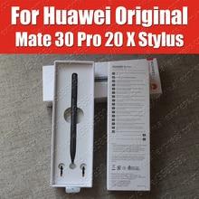Nouveau officiel 100% Original stylet HUAWEI m-pen Mate 20 X Mate 30 téléphone intégré batterie au lithium HUAWEI Mate 20 X stylo tactile