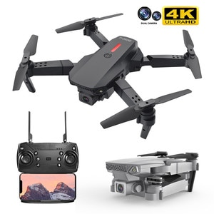 Mini Drone Wide Angle 1080P WiFi FPV Camera Drone Height Holding Mode RC Foldable Quadcopter Drone Boy Toy Gift