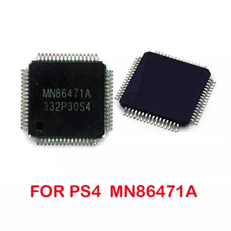 شريحة بديلة لبلاي ستيشن 4 للبلاي ستيشن 4, MN86471A N86471A ، أصلية