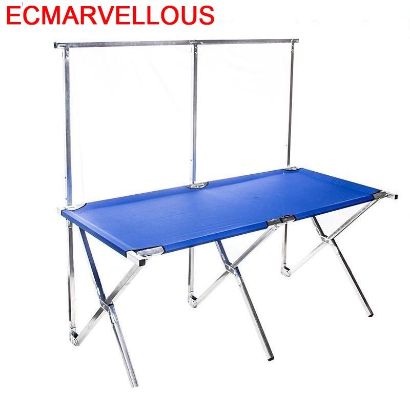 Muebles De exterior para Patio, Mesa De acampada, Plegable, Pliante, Tisch