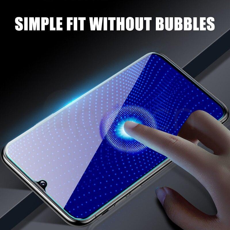 Защитное стекло 9D для Samsung Galaxy A01 Core A11 A21 A31 A41 A51 A71 M01 M11 M21 M31 M51