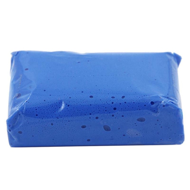 1PCS 100g Blue Magic Auto Car Wash Cleaning Clay Car Clay Bar Detailing Wash Cleaner Sludge Rust Mud Oil Remover Car Maintenance