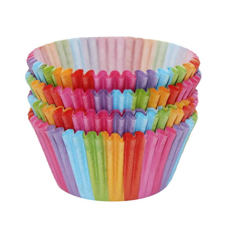 1000 pçs pçs/set formas forro caso cupcake baking muffin caixa de papel bolo copo festa bandeja bolo molde ferramentas decoração cupcake mu