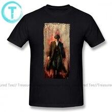 Peaky Blinders T Shirt Peaky Blinders T-Shirt 4xl 100 Percent Cotton Tee Shirt Short Sleeve Classic Men Graphic Cute Tshirt