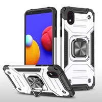 phone case for samsung galaxy a02 a10 a20 a02s a90 a30 a50 a70 a01 core 5g armor shockproof magnetic kickstand protection cover