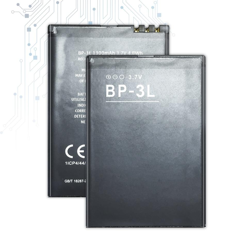 BP-3L batería de repuesto para NOKIA Lumia 710, 610, 303, 3030, 510,...