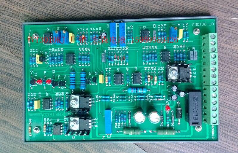 Placa de Control de velocidad proporcional electrohidráulica VT3010KJ, placa amplificadora de válvula proporcional