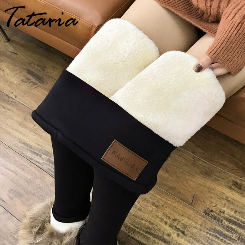 Calças de inverno calças de inverno calças de cintura alta para mulheres de flanela streetwear calças de inverno feminino calças casuais feminino 5xl