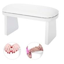 Manucure main oreiller ongle bras repos coussin manucure Table tapis bras poignet main repos Salon coussin