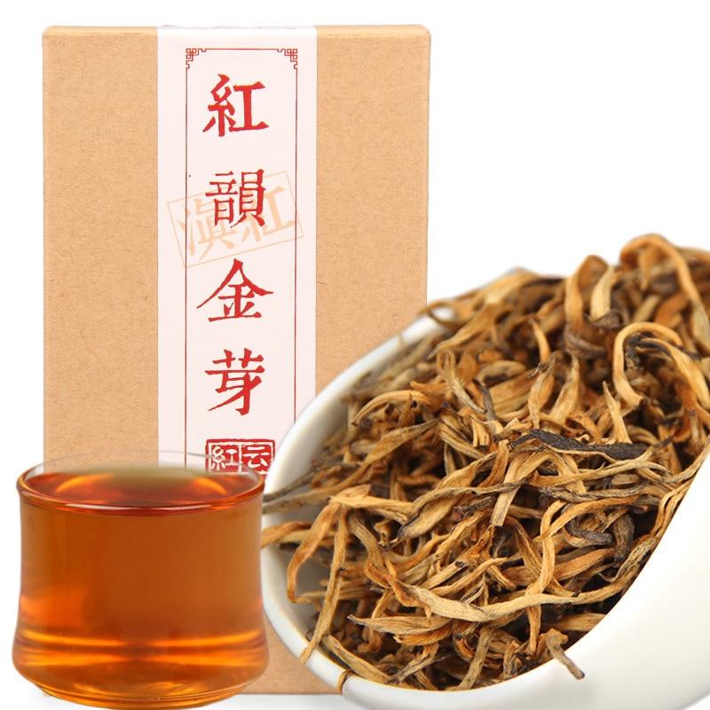 5A China Yunnan Fengqing Dian Hong Premium Red Rhyme DianHong Black Tea Beauty Slimming Food for Hea