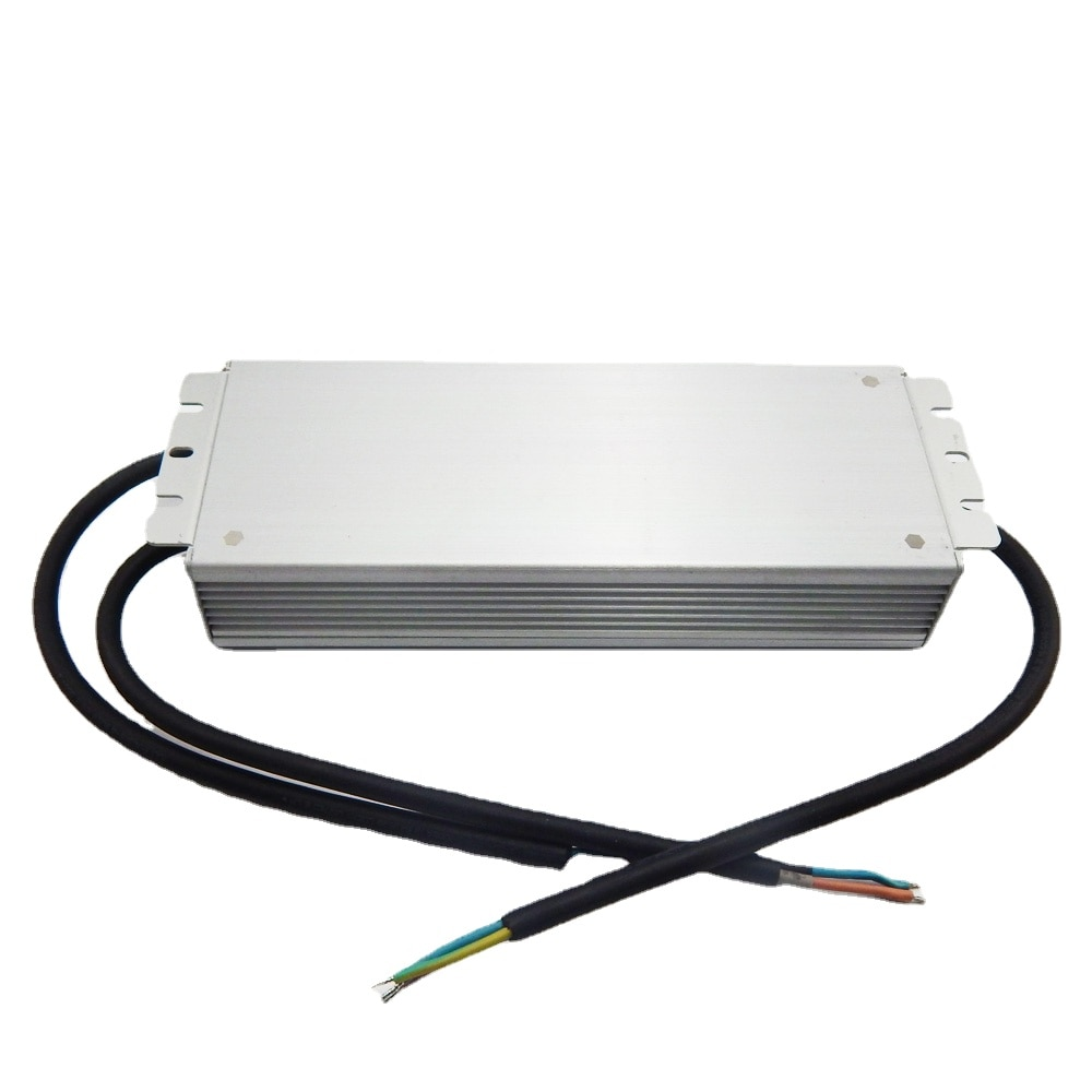 Power Supply for 6pcs Cree Cxb3590 Led Grow Lamp Kit MeanWell Transformer Dimmable HLG-320H-C1400B 320W 1400ma Constant Current enlarge