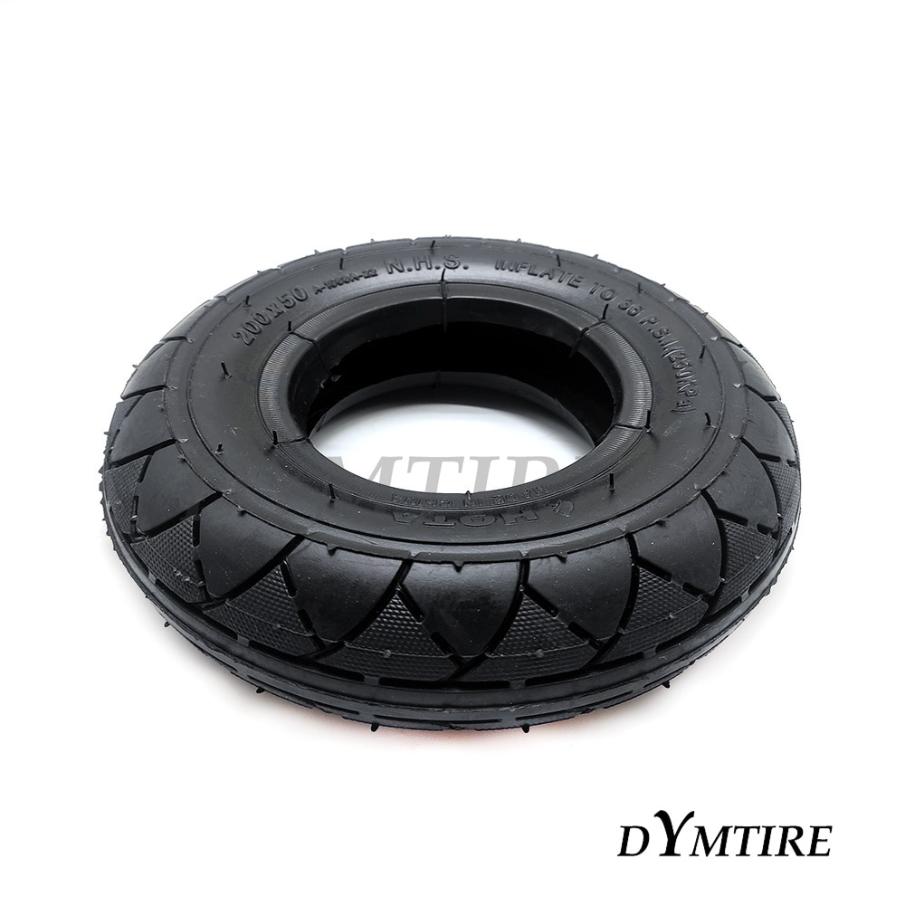 8 Inch 200x50 Inner Tube Outer Tire for Mini Electric Scooter Road Tyre  - buy with discount