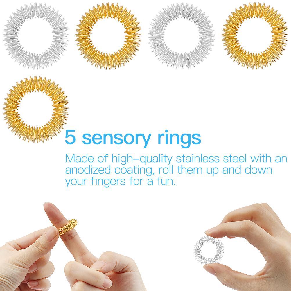 26pcs Fidget Sensory Toy Set Stress Relief Toys Autism Anxiety Relief Stress Pop Bubble Fidget Toys For Kids Adults enlarge