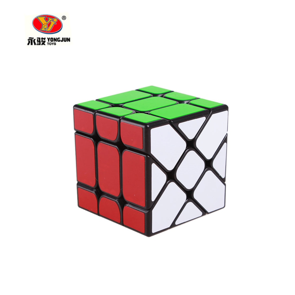aosu gts m 4 4 4 magnetic magic cubes puzzle speed cube educational toys gifts for kids children Yongjun Square King Fisher Speed Magic Cubes YJ cube Learning & Educational Puzzle   Toys for Children Kids