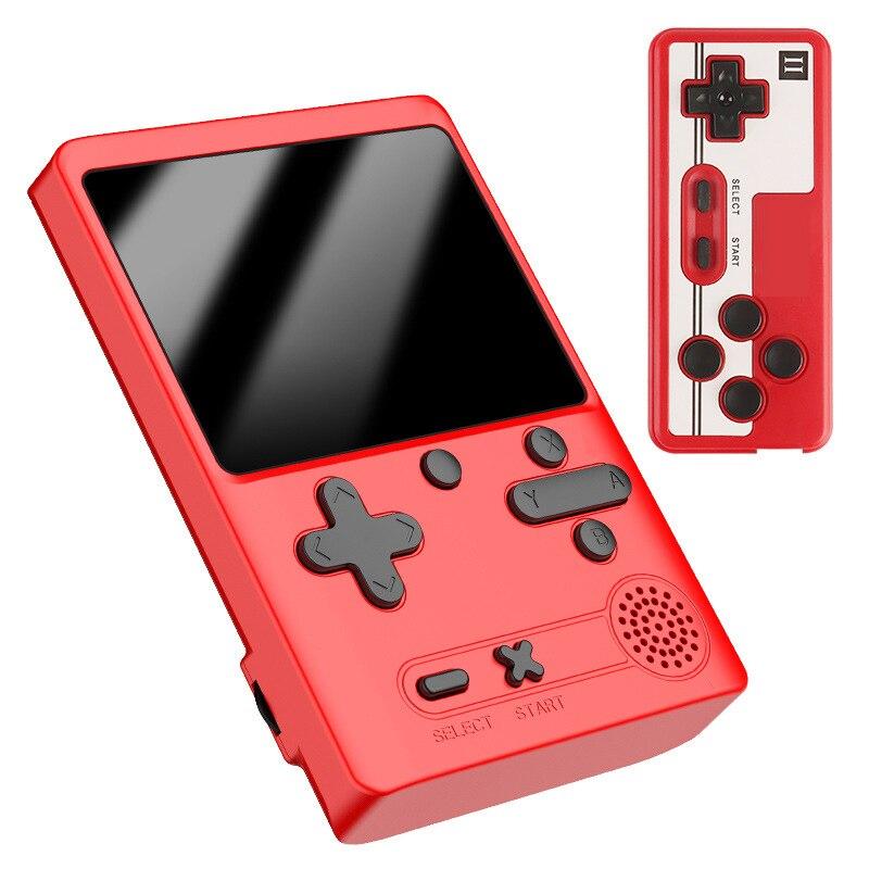 2 tipos de Mini portátil consola de juegos portátil Retro juego de...