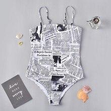 ساجاتشي مثير الساخن صحيفة طباعة بيكيني النساء ملابس السباحة مجموعة البكيني رفع ملابس السباحة لباس سباحة 2020 جديد لباس سباحة للنساء
